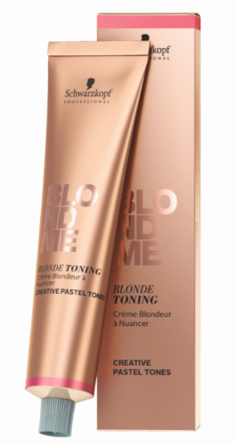 Schwarzkopf BLONDME Blonde Toning 60ml