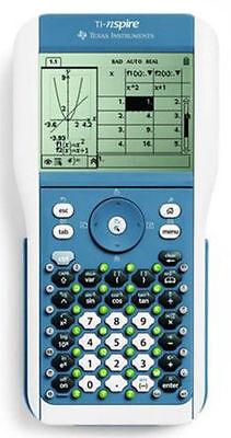 Texas Instruments TI-Nspire Calcolatrice grafica + FATTURA SCUOLA stutenden
