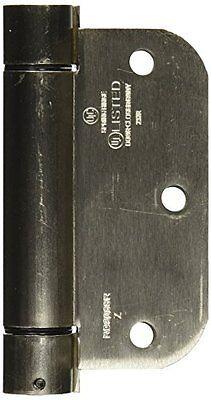National Mfg Spectrum Brands Hhi N350 892Spring Door Hinge 3 5 Inch Satin Nickel