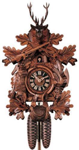 Black Forest Cuckoo Clock Hunter Ebay