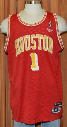 Tracy Mcgrady Rockets Jersey Ebay