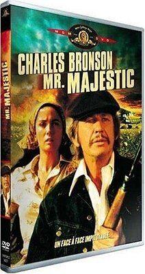"CHARLES BRONSON "" MR MAJESTIC  "" DVD NEUF CELLO"