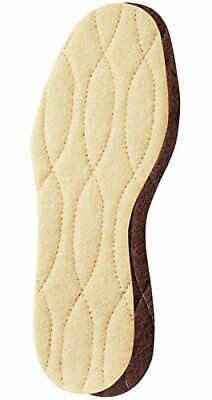 Warm Insole (Pedag 116 Keep Warm All Natural Wool Insoles, US 12M/EU 45 )