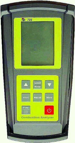TPI TEST PRODUCTS INTERNATIONAL 709 Combustion Efficient Analyzer - WE EXPORT