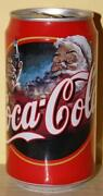 Coca Cola Christmas Can