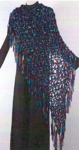 Tunisian Crochet Patterns Ebay