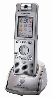 Panasonic KX-THA12 MULTI TALK V Digital Cordless Video Camera Handset