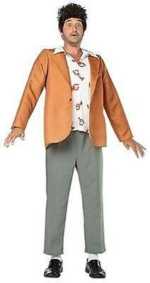 Rasta Imposta Seinfeld Cosmo Kramer Cosplay Jerry Cosplay Halloween Costume 3807