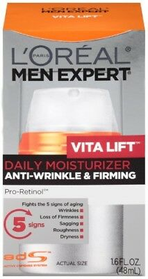 Loreal Mens Expert Vita Lift Anti-wrinkle and Firming Moisturizer  1.6 -