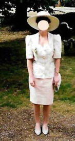 Hamells Ladies 2 piece Suit Pastel Shades - Reduced Price!!