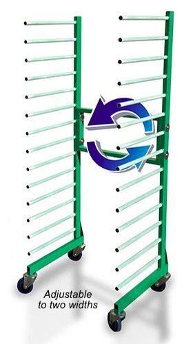 Gibbs SandTech Drying Tree Rack for painted panels - ECO Rack
