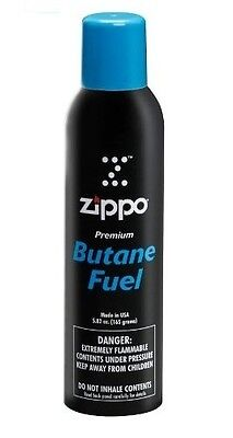 BUTANE REFILL ZIPO BLU 5.82 OZ LIGHTER TORCH GAS FUEL REFILL CIGARETTE CIGAR on Rummage