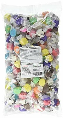 Sweets Salt Water Taffy Assorted Flavors 3 Pound