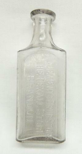 drug store bottle