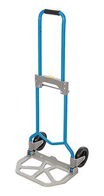 Lightweight Hand Truck Sack Trolley Folding Storage Portable wheels lifter -S10