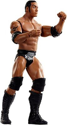 WWE Mattel Summerslam Series The Rock Wrestling Action Figure
