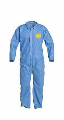 DUPONT PROSHIELD 1 COVERALLS P1120SDBMD002500 MEDIUM (Dupont Proshield 1 Coveralls)