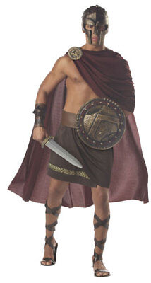Spartan Warrior Mens Spartan Halloween - Spartan Halloween Costume
