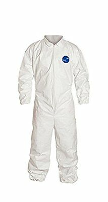 Dupont Tyvek White Xl Ty125swhxl002500 Disposable Coverall Buy 2 Get 1 Free