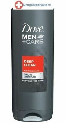 Dove Body and Face Wash, Deep Clean, 13.5 oz