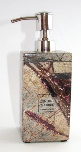 Marble Soap Dispenser Ebay