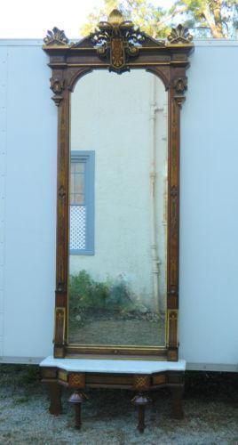 Victorian Pier Mirror Ebay