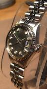 Rolex Datejust Ladies Gold