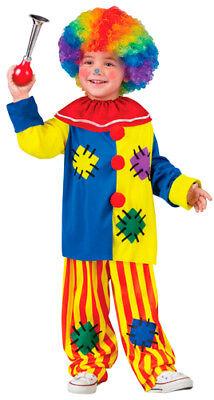 Kids Big Top Clown Boys Circus Halloween Costumes](Top Kid Halloween Costumes)