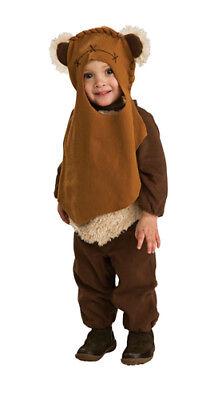 Ewok Star Wars Clone Wars Toddler Costume size 24 - Ewok Toddler