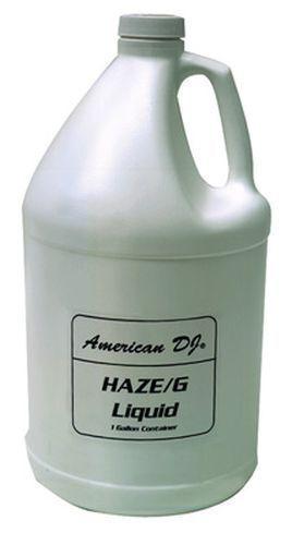 American DJ Haze Fluid Gallon Oil Based Haze Fluid New