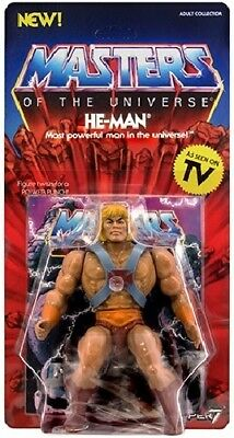Auspacker# HE MAN Neo Vintage Collection SUPER7 MOTU CLASSICS Masters Universe