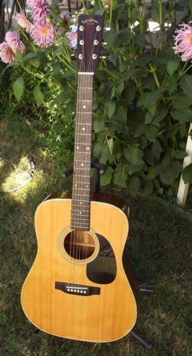 Japan Acoustic Guitar Ebay