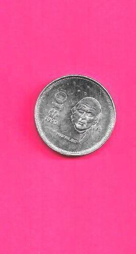 10 Pesos Mexican Coin Ebay