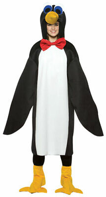 Penguin with Red Bow Tie Teen Kids size 13-16 Costume - Penguin Costumes Kids