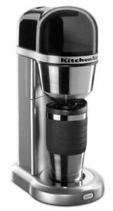 KITCHENAID SINGLE COFFEE MAKER NEW and More