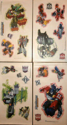 TRANSFORMERS wall stickers 23 decals room decor energon Bumblebee Optimus Prime ()
