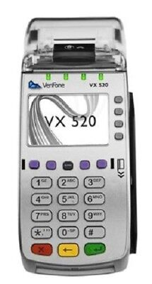 Verifone Vx 520 Ctls Dual Comm New