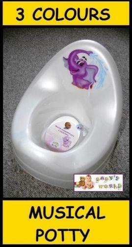 Musical Potty Ebay