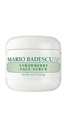 Mario Badescu Strawberry Face Scrub, 4 oz.
