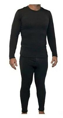 Z-TEX Ultra Soft Big Men Microfiber Fleece Lined Thermal Underwear Set with FLY Clothing, Shoes & Accessories
