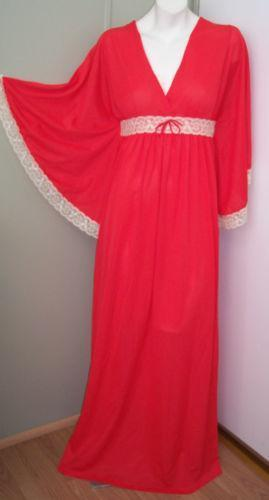 Maxi Nightgown: Clothing, Shoes & Accessories