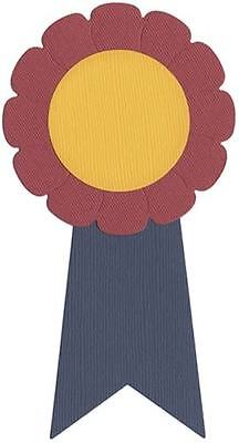 Quickutz 4 X Die Rev-0040-d Award Ribbon retired Craft Supplies