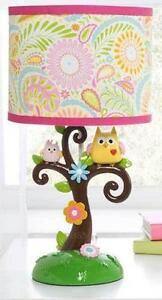 Owl Lamp | eBay