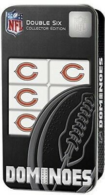 MasterPieces Chicago Bears Dominoes