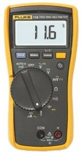 Hvac fluke 116 multimeter
