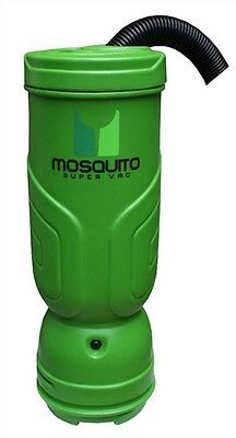 Mosquito Super Hepa 10 Quart Backpack Vacuum With Tool Kit Green