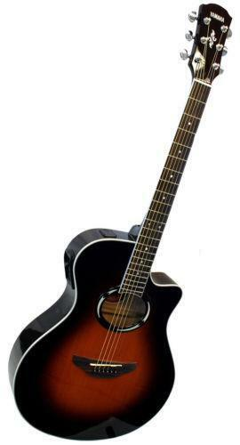 yamaha apx500 acoustic electric ebay. Black Bedroom Furniture Sets. Home Design Ideas