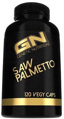 GN Laboratories Saw Palmetto Sägepalmextrakt 600mg Sägepalme 120 Caps + Geschenk - Sägepalme 120 Kapsel