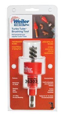 Weiler 36303 Turbo Tube Copper Fitting Brush 12