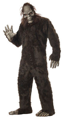 Big Foot Monster Mens Adult Halloween Costume (Big Foot Halloween-kostüm)